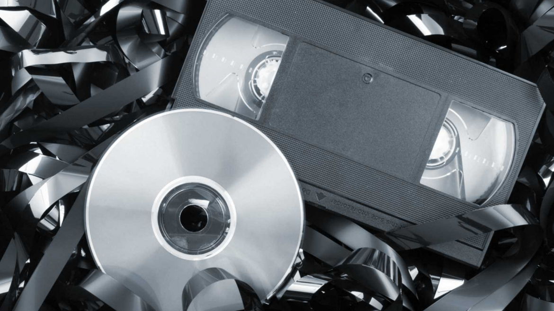 Дигитализиране на видеокасети